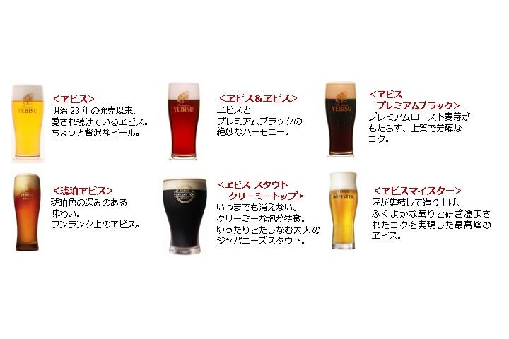 ヱビスビール半額キャンペーン
