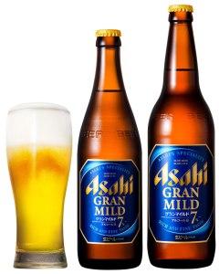 アサヒビール「アサヒグランマイルド」