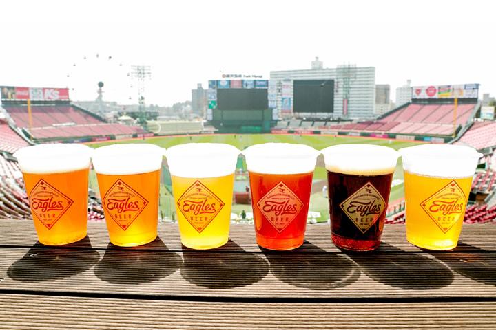 楽天オリジナルクラフトビール「EAGLES BEER(イーグルス ビール)」