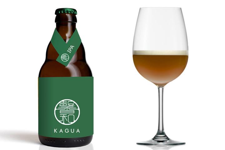 Far Yeast Brewing、高知・馬路村産の柚子を使った「馨和 KAGUA」IPAを5月23日発売