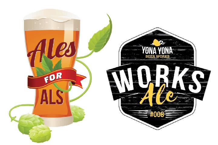 ヤッホーブルーイング、難病ALSの治癒開発等支援するチャリティーの専用ビールを発売