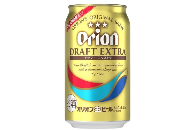 オリオンビール『オリオン「ドラフトエクストラ」』