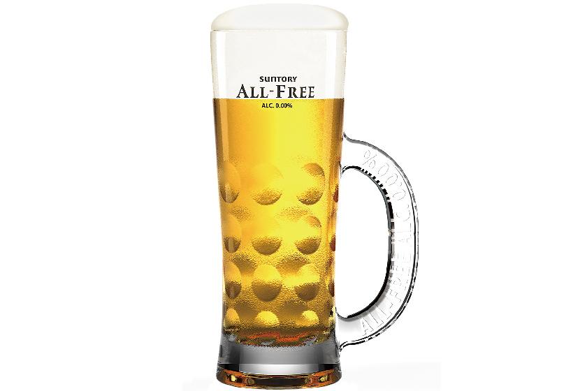サントリービール、ノンアルコールビールテイスト飲料「オールフリー樽詰」(10L)を料飲店限定で新発売