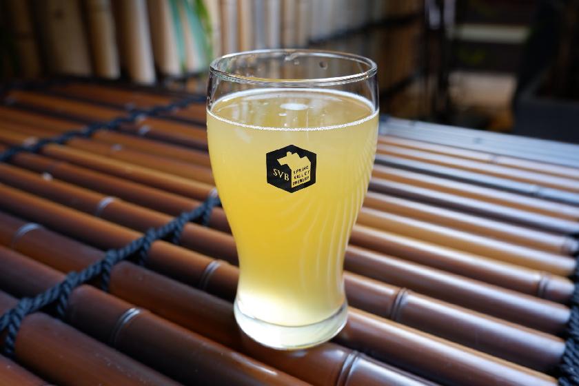 SVB京都、亀岡産の大麦麦芽と与謝野産のホップ使った発泡酒を発売