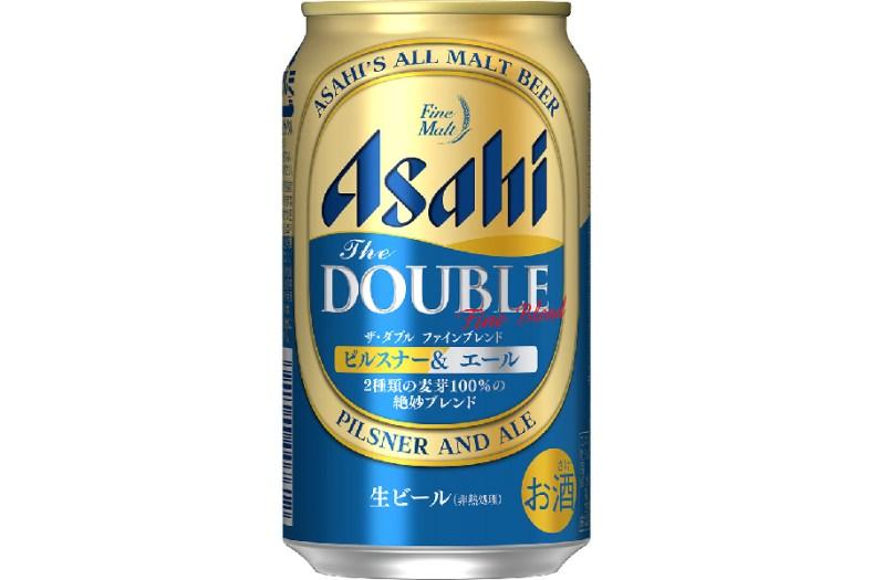 アサヒビール「アサヒ ザ・ダブル ファインブレンド」