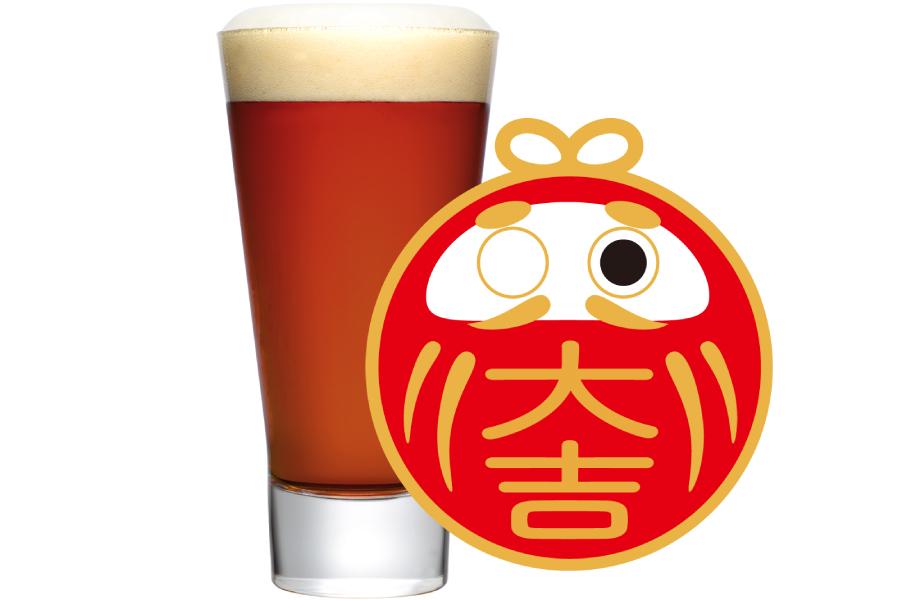 ヤッホーブルーイングの完全新作ビール「大吉IPA」