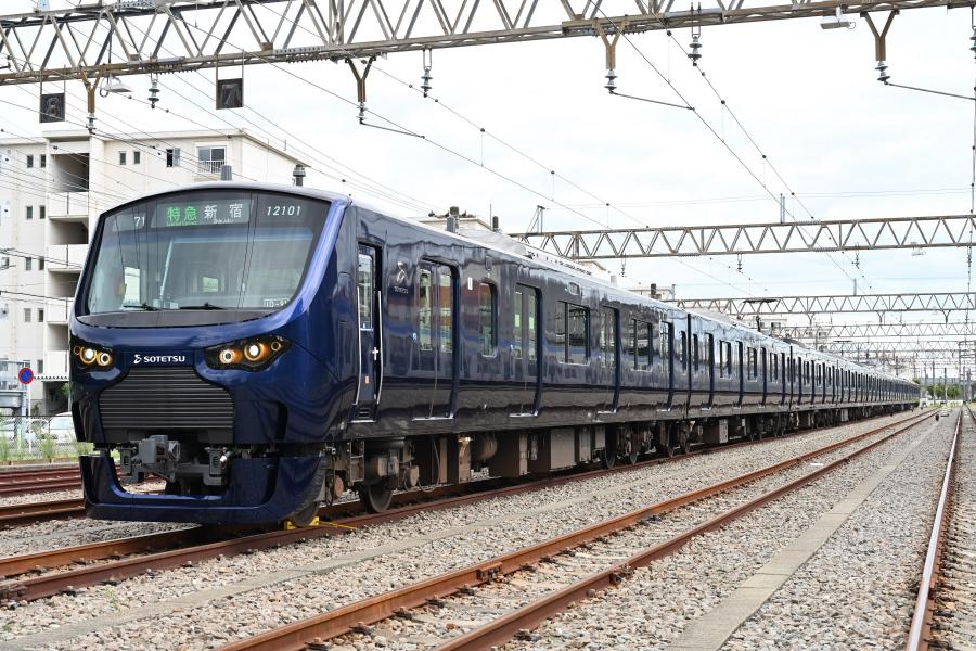 相鉄・JR直通線用車両「12000系」