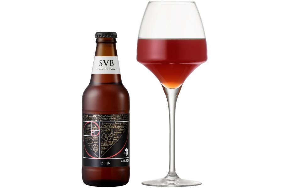 度数10%!爽快な酸味のフルーティーな高アルコールビール発売
