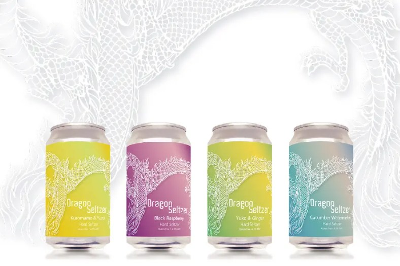 Far Yeast Brewing&Double Haven Brewing「Dragon Seltzer(ドラゴンセルツァー)」