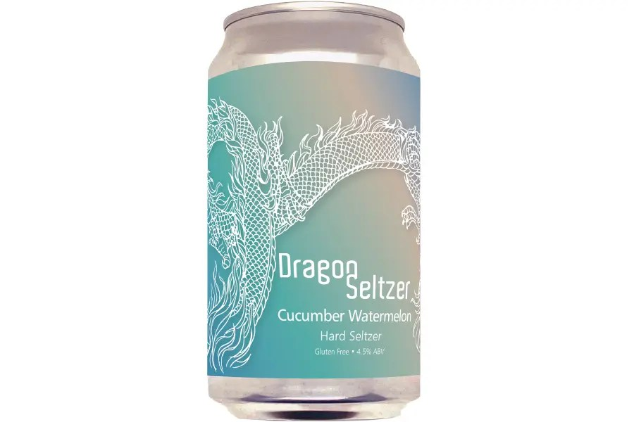 Dragon Seltzer Cucumber Watermelon(きゅうり・スイカ)