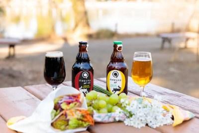 MARUKU&小樽ビール醸造所「MARUKU AF LAGER」「MARUKU AF STOUT」