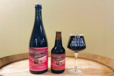 Far Yeast Brewing「Off Trail Framboise D'Été(フランボワーズ デテ)」