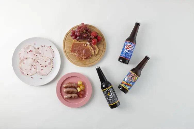 <シェフミートチグサ × 銚子ビール>