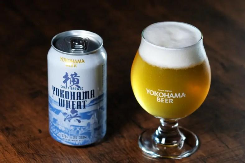 横浜ビール「横浜ウィート」