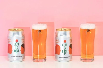 COEDO × LIFE IS ROSE「LIFE IS ROSE ALE」