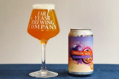 Far Yeast Brewing「Passion Haze(パッションヘイズ)」