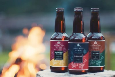 HARNEY & SONS、RISE & WIN BREWING CO.「TEA BEER」