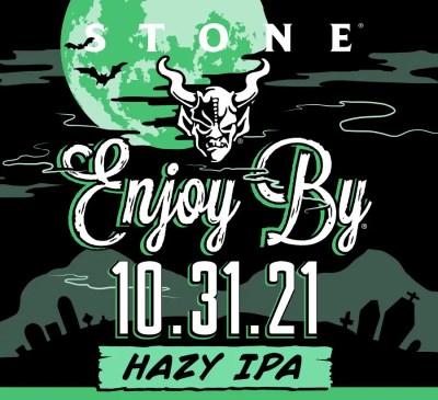 Stone Brewing「Stone Enjoy By 10.31.21 Hazy IPA」