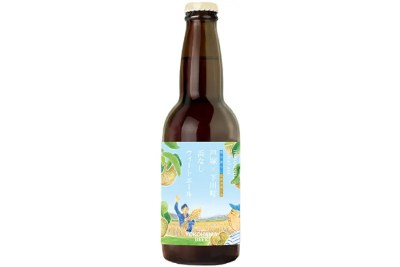 横浜ビール「戸塚×下川町 浜なしウィートエール」