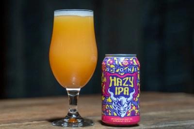 ストーンブリューイング「Stone Hazy IPA(ストーン ヘイジーIPA)」