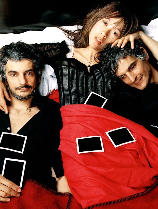 blonde redhead lyrics photos