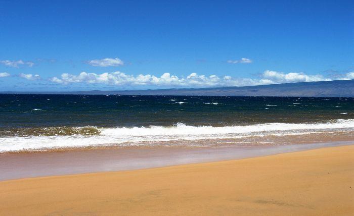 Hidden beaches in Hawaii