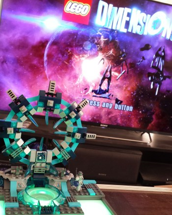 Lego Dimensions: First Impressions