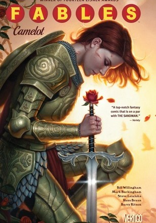 Camelot, O' Camelot: A Review of Bill Willingham's Fables Vol 20: Camelot