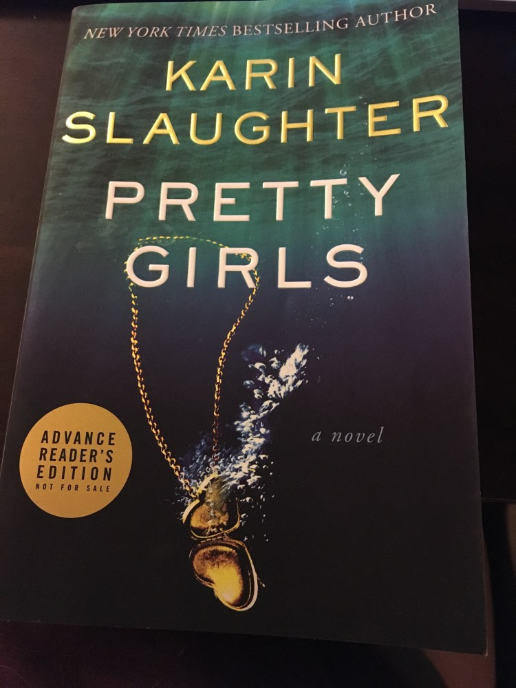 Review : Pretty Girls by Karin Slaughter