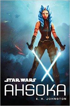 Survivor: Star Wars Ahsoka by EK Johnston