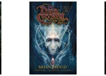Dark Crystal Creation Myths Vol 1-3