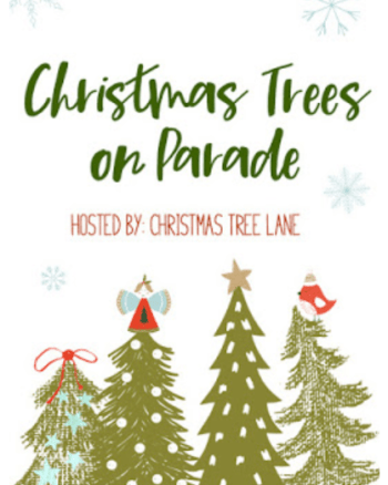 ::Christmas Trees on Parade 2017::