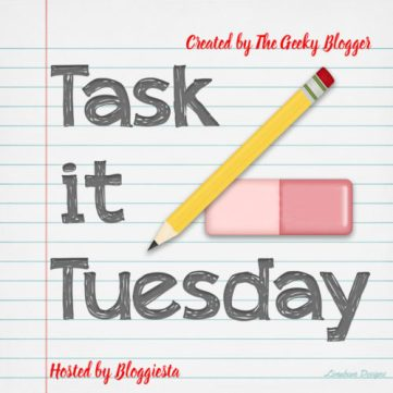 AlwaysReiding Task It Tuesday