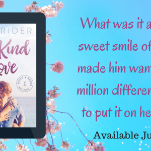 ::Release Week:: Real Kind of Love by Sara Rider