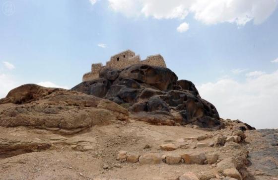 جبل رعومْ Mount Ra'om