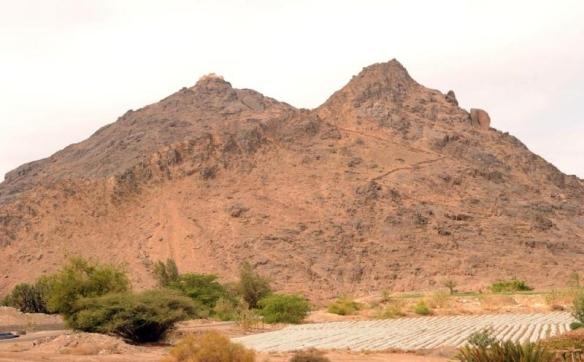 جبل رعوم Mount Ra'om