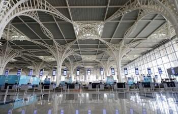 غدًا التشغيل التجريبي لمطار الأمير محمد بن عبدالعزيز الدولي الجديد بالمدينة
