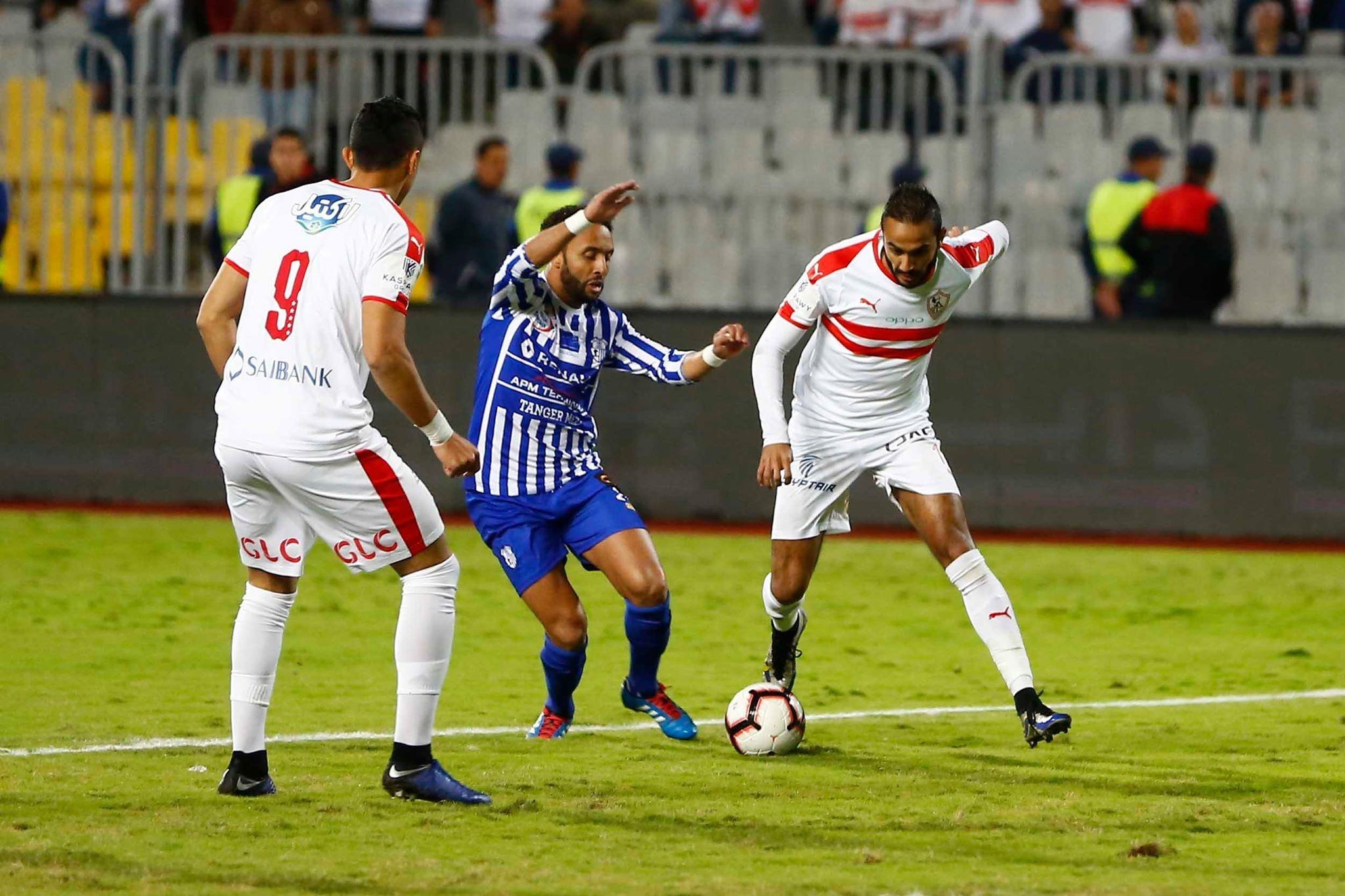 مشاهدة مباراة الزمالك وبيراميدز بث مباشر في الدوري المصري صحيفة