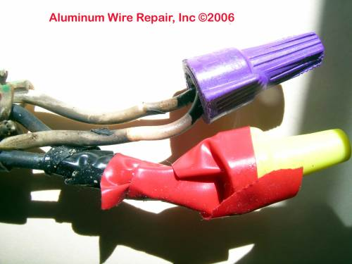 small resolution of burned splices burned splices