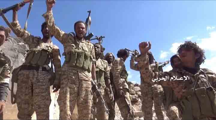 إنتصارات الجيش واللجان الشعبية وهزائم لتحالف العدوان السعودي وفرار لمرتزقته
