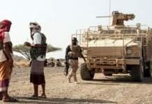 مطار الغيضة.. اشتباكات عنيفة ومقتل اثنين جنود سعوديين كحصيلة أولية