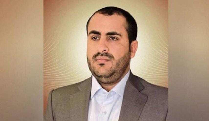 الناطق الرسمي لأنصار الله عبدالسلام