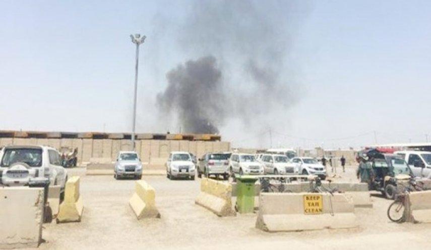 العراق: استهداف معسكر التاجي شمالي بغداد بصواريخ كاتيوشا