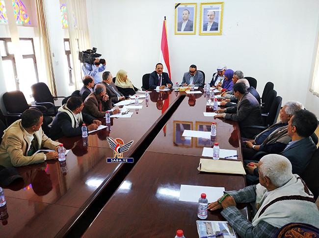 مجلس الشورى يناقش باجتماع معالجة أضرار الأمطار على المعالم التأريخية
