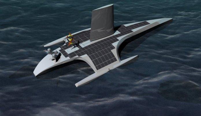 ماي فلاور.. أول سفينة ذكية تعبر المحيط الاطلسي دون سائق