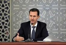 الرئيس السوري الأسد: الاتفاق النفطي بين الأكراد وأمريكا سرقة يمكن إيقافها بتحرير الأراضي السورية