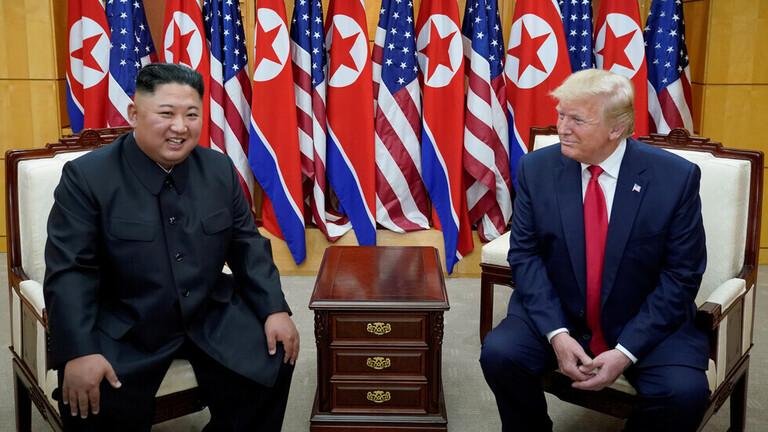 زعيم كوريا الشمالية أون يبعث رسالة إلى ترامب بعد إصابته بكورونا