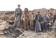 الإعلام الحربي يوزع مشاهد لصد زحف مرتزقة الجيش السعودي على عدة مواقع في جبهة الربوعة