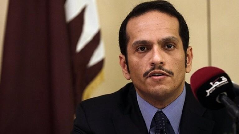 وزير خارجية قطر: الدوحة تقيم بعض العلاقات مع إسرائيل