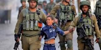 قوات كيان العدو تعتقل أكثر من 400 طفل فلسطيني منذ بداية العام